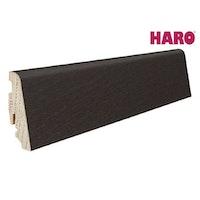 HARO Steckfußleiste für Parkett geölt Thermoeiche Forte