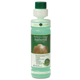 HARO Pflegemittel CLEAN&GREEN Parkettreiniger natural 500 ml