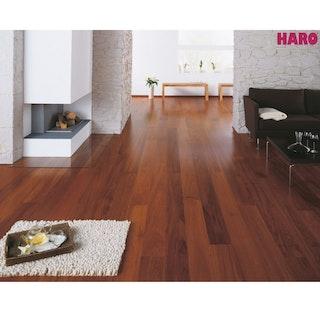 HARO Parkett Serie 4000 LD Merbau, naturmatt versiegelt