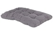Hartman Paletten-Sitzkissen CASUAL 120 x 80 x 14 cm 100 % Polyester sealgrey