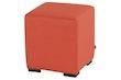 Hartman Hocker ALEX 42 x 42 x 45 cm Sunbrella® (100 % Polyacryl) paprika orange