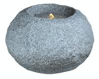 "Heissner Gartenbrunnen ""grey Rock LED"" (016634-09)"