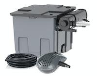 Heissner Durchlauffilter-Set bis 16.000 Liter (FPU16000-00) Modell ab 2021