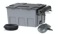 Heissner Durchlauffilter-Set 24m³ - 24W UVC (FPU24000-00) Modell 2021