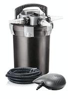 Heissner Druckfilter-Set 7m³ - 2200 l/h - 9W UVC (FPU7200-00)