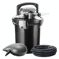 Heissner SMARTLINE Druckfilter, 7W UVC, mit Pumpe (HLF4000-00)