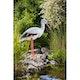 Heissner Storch, 77cm (001105-00)