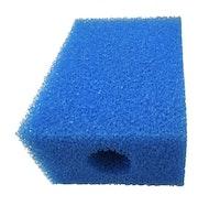 Heissner Filterschwamm blau, fein (ET10-F3357)