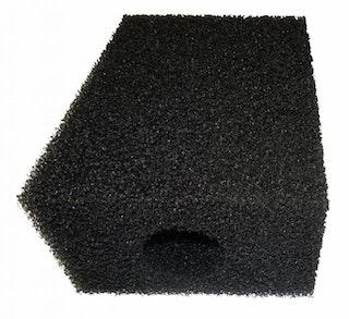 Heissner Filterschwamm schwarz, grob (ET10-F3457)
