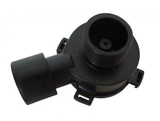 Heissner Pumpenkammerdeckel (ET10-P20EB)