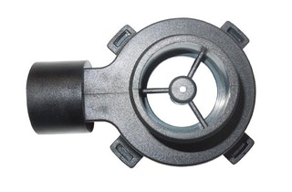 Heissner Pumpenkammerdeckel P4900E (ET10-P50EB)