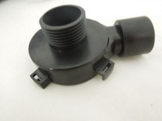 Heissner Pumpenkammerdeckel inkl. Dichtung (ET11-P20EB)