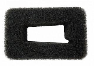 Heissner Filterschwamm grau (ET20-F100E)