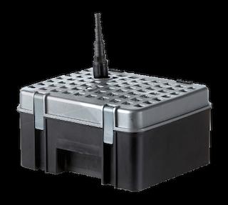 Heissner UVC-Pumpe + UVC-Lampe (bis 2018 ET20-P10UV neu ET21-P10UV) (ET20-P10UV)