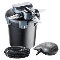 Heissner Teichaußenfilter-Set mit der Pumpe HFP3500 (FPU10000-00)