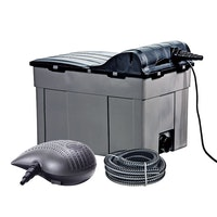 Heissner Durchlauffilter-Set bis 16.000 Liter (FPU16000-00) bis 2020