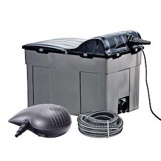 Heissner Durchlauffilter-Set bis 16.000 Liter (FPU16000-00)