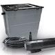 Heissner SMARTLINE Teichaußenfilter mit UVC-Pumpe 1000 l/h (HLF6000-00)