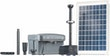 Heissner Solar-Teichpumpen-Set 750 l/h mit LED (SP760-L)