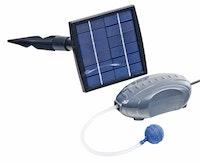 Heissner Solar-Luftpumpe 200 l/h mit Solarzelle (ST200-00)