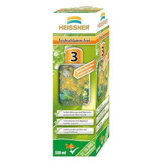 Heissner Teichschlamm-Frei