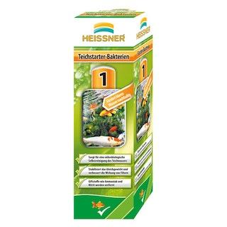 Heissner Teichstarter-Bakterien 500 ml für 40000 L (TZ727-00)