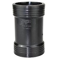 Heissner Steck-Muffe (PP), 50mm, Gummidichtung (Z722-00)