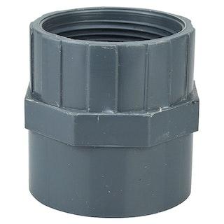 "Heissner Klebe-Gewindemuffe R1,5"" (PVC), 50mm (Z748-00)"