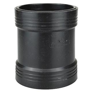 Heissner Steck-Muffe (PP), 75mm, Gummidichtung (Z922-00)