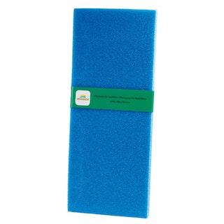 Heissner Filterschwamm blau 100 x 40 x 5 10 ppi (ZF821-00)