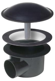 Heissner Bodenablauf für Folienteiche (ZF891-00)