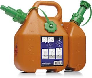 Husqvarna Kombikanister, 6+2,5 Liter