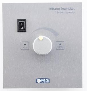 Infraworld Steuerung Easy Control - Infrarot
