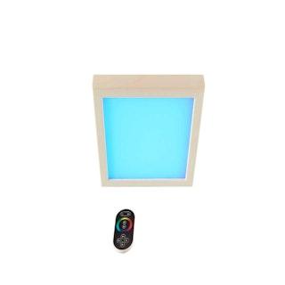 Infraworld Farblicht Sion 2 Erle (für Kabinen bis 8 m² Raumfläche)