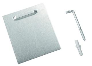 Montagesystem Spiegel-Aufhängeblech 8 x 10
