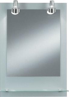 Lichtspiegel Pascal mit Ablage 50 x 70