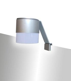 LED Aufsatzleuchte TopLight II 6,7 x 16,5 cm