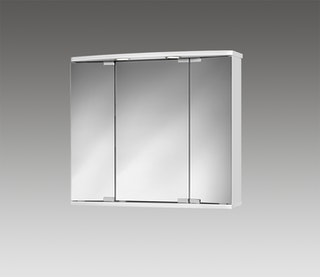 Spiegelschrank FUNA LED weiß 68cm