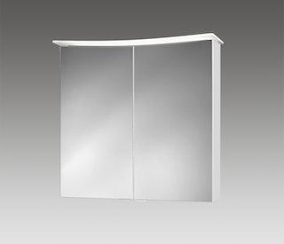 Spiegelschrank Lightbend SS weiß 75cm