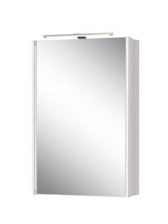 Spiegelschrank SingleALU alu LED
