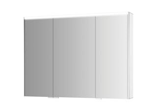 Spiegelschrank Dekor ALU III HL LED 100cm