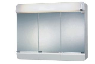 Spiegelschrank Alida weiß 68,5cm