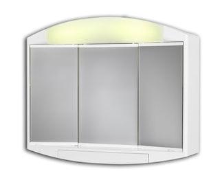 Spiegelschrank Elda weiß 59cm