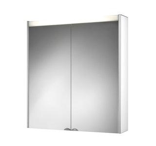 Spiegelschrank Dekor ALU-LS 65,5cm
