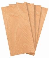 Justus Grill-Planken Kirschholz 4er-Set