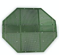 Juwel Bodengitter für Komposter 82x82cm