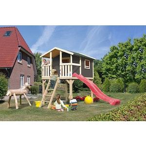Turbo Spielhaus für Kinder - günstig online kaufen | Mein-Gartenshop24.de LN57