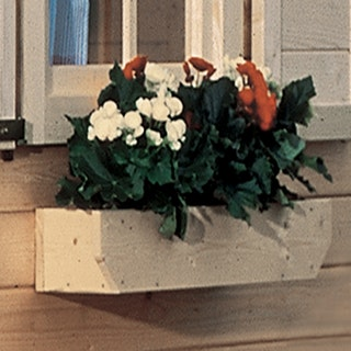 Karibu Blumenkasten