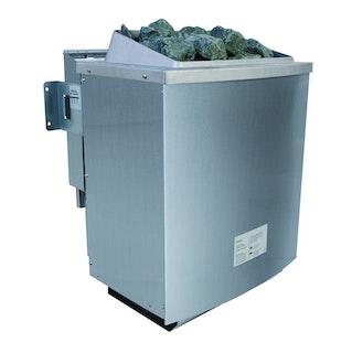 Karibu 9 kW Bio-Kombiofen für externe Steuerung