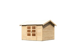 Karibu Woodfeeling Gartenhaus Tastrup 7 - 28 mm